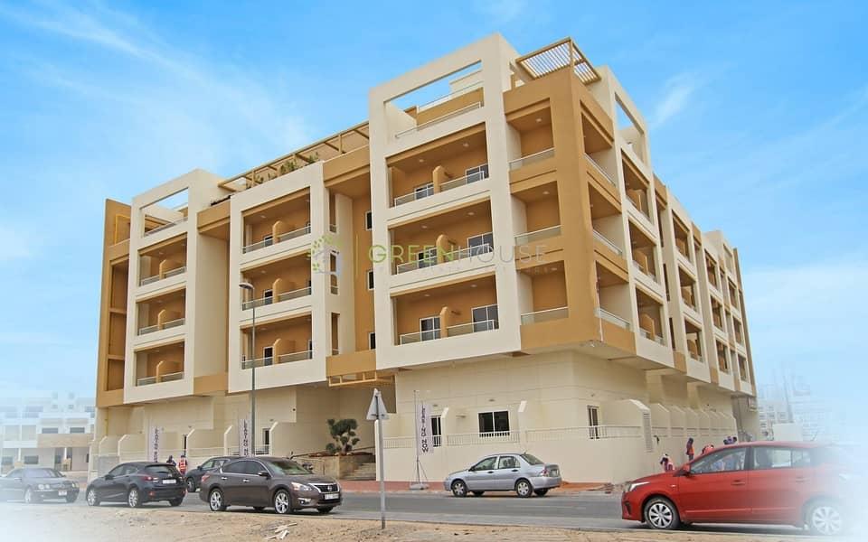 14 Chiller Free | Elegant 1 BR Apt. with Balcony | Ideal Location | Nargis Resi.