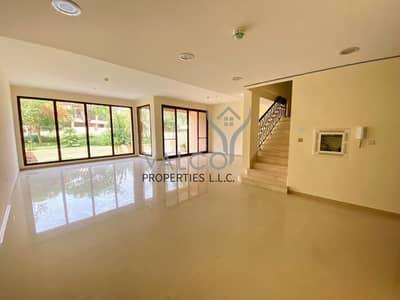 تاون هاوس 4 غرف نوم للبيع في جزر جميرا، دبي - Vacant | Full Roof Top Usage | Garden Pool Skyline View