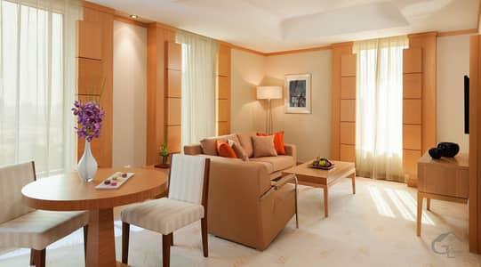 شقة فندقية 1 غرفة نوم للايجار في وسط مدينة دبي، دبي - Best Deals! No commission I Free Utility Bills I Sheikh Zayed Road View