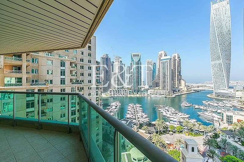 2 Ready to Move In | Mid Floor with Full Marina View