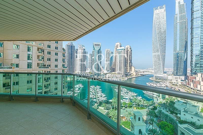 26 Ready to Move In | Mid Floor with Full Marina View
