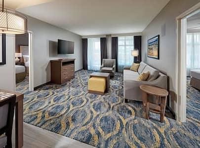 شقة فندقية 2 غرفة نوم للايجار في شارع الشيخ زايد، دبي - Best Deals! Sheikh Zayed Road View I Museum of the Future