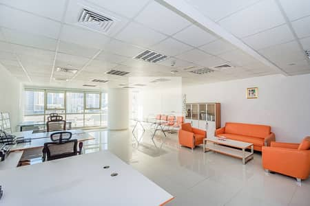 Office for Rent in Jumeirah Lake Towers (JLT), Dubai - Fitted And Furnished Office | Pantry | DMCC