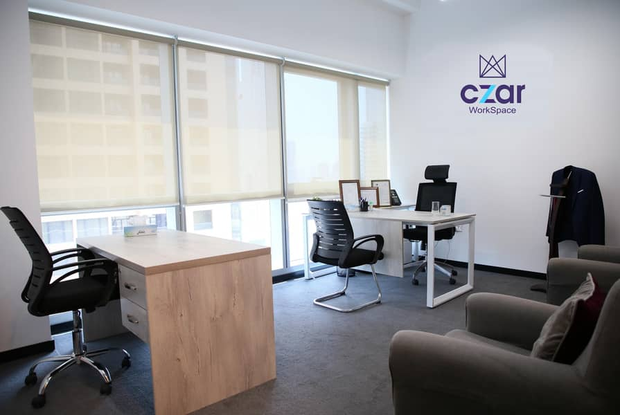 14 EXQUISITE OFFICE WITH SZR VIEW I NO COMMISSION!