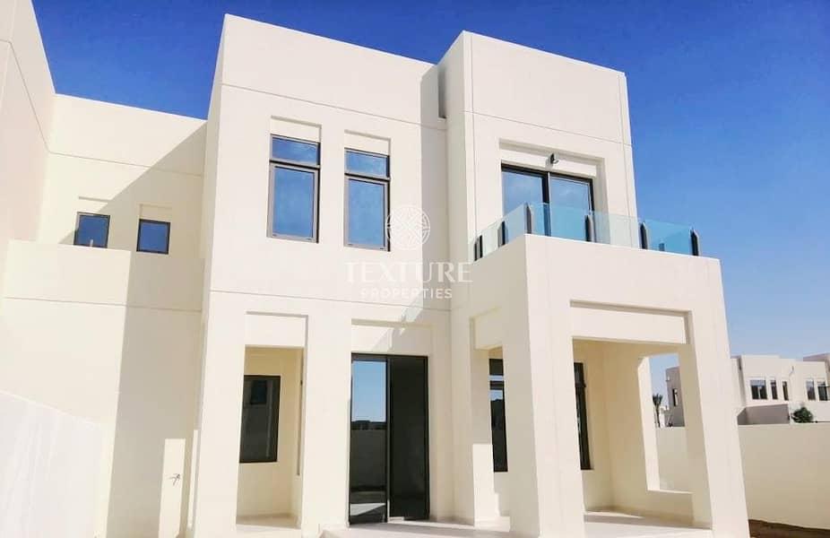 Spacious & Brand New | 3 Bedroom Villa for Rent | Mira Oasis 3 | Reem