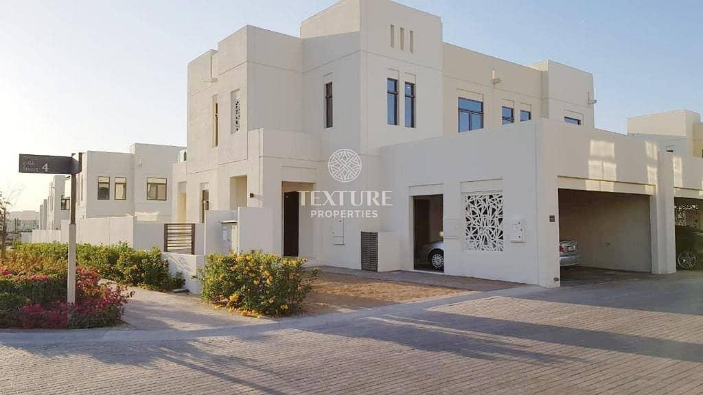 16 Spacious & Brand New | 3 Bedroom Villa for Rent | Mira Oasis 3 | Reem