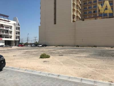Plot for Sale in Jumeirah Village Circle (JVC), Dubai - Prime Location Residential G+4 Plot for Sale I JVC