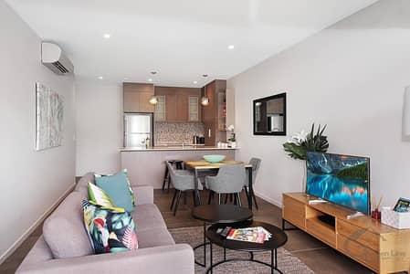 شقة فندقية 1 غرفة نوم للايجار في مدينة دبي للإعلام، دبي - Winter Promo! Luxuriously Furnished Hotel Apartment I 4 Cheques