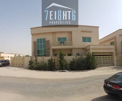 5 Bedroom Villa for Rent in Al Quoz, Dubai - Outstanding quality: 5 b/r spacious immaculately presented indep villa + maids room + landscaped garden