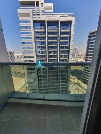 استوديو  للايجار في مدينة دبي الرياضية، دبي - Studio available for Rent with Balcony