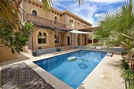3 Bedroom Villa for Sale in Dubailand, Dubai - Semi Detached|Private Pool|Vacant December
