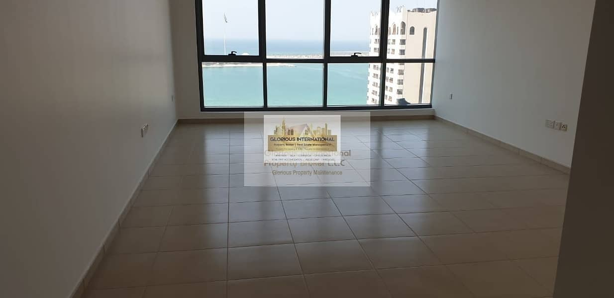 2 Full Sea View! w/ Parking+Facilities&Maid's Room