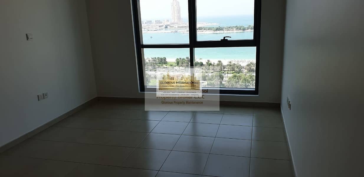 12 Full Sea View! w/ Parking+Facilities&Maid's Room