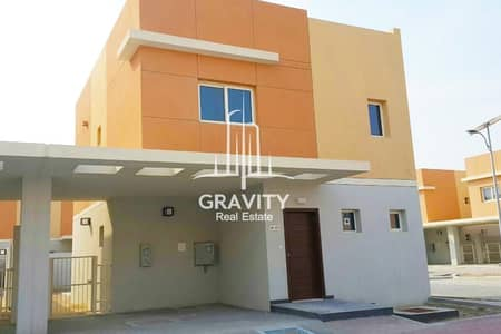 2 Bedroom Villa for Sale in Al Samha, Abu Dhabi - SUPER HOT DEAL | Excellent Investment |Inquire Now