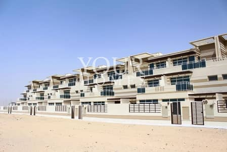 تاون هاوس 4 غرف نوم للبيع في قرية جميرا الدائرية، دبي - WA   Motivated seller 4Bed +M @2.2M