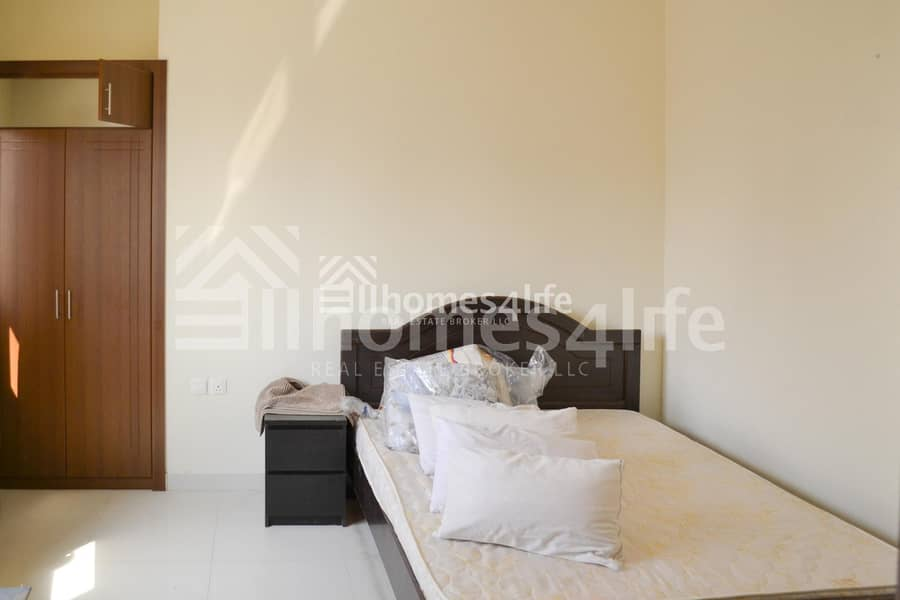 Amazing Deal  Semi-furnished 1 BR Apartment