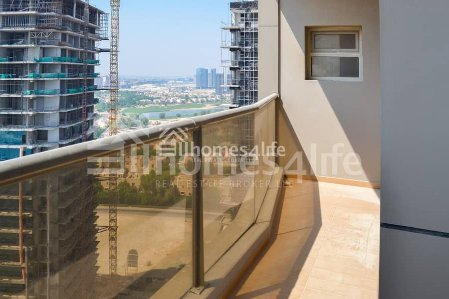 12 Amazing Deal  Semi-furnished 1 BR Apartment
