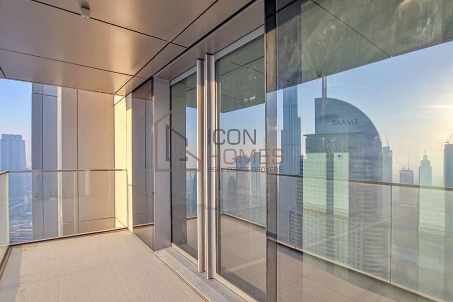 2 Brand New | Stunning Views  | High Floor | 3 Bedroom | Boulevard Point