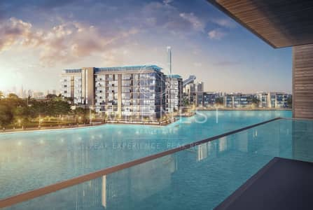 1 Bedroom Apartment for Sale in Mohammad Bin Rashid City, Dubai - Luxury Furnished | Waterfront Living | 4% DLD