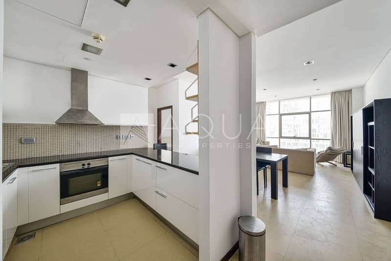 2 Fully furnished | High floor | Great location