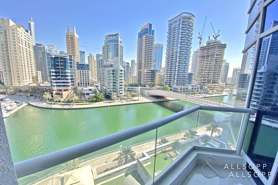 2 Bedrooms | Unfurnished | Marina View