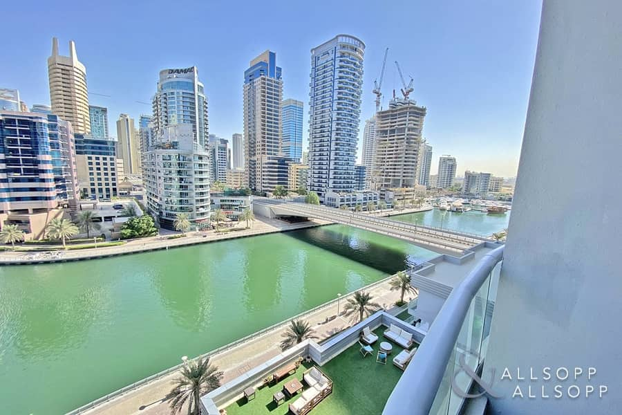 2 2 Bedrooms | Unfurnished | Marina View