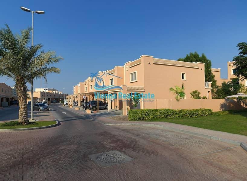 Rent  Spacious 2 Bed Villa in Al reef 80K