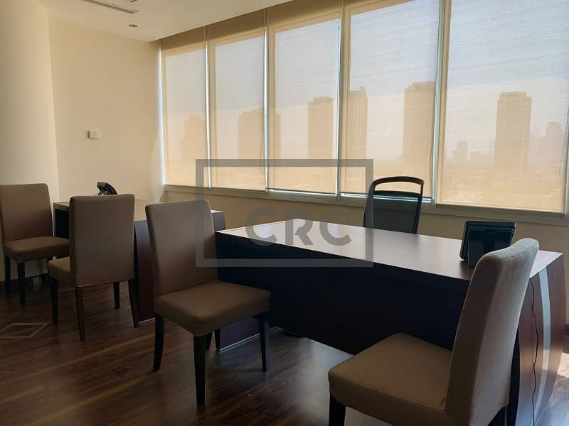 2 Fully Furnished | Executive office | Great view