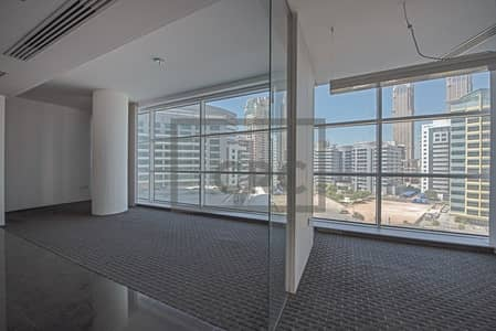 Office for Rent in Barsha Heights (Tecom), Dubai - Fitted Office | Thuraya Communications Tower