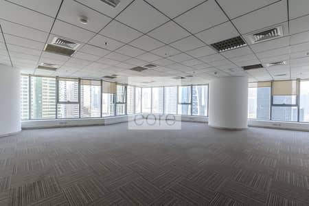 مکتب  للبيع في أبراج بحيرات الجميرا، دبي - Fitted Office | Mid Floor | CR and Pantry