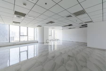 مکتب  للبيع في أبراج بحيرات الجميرا، دبي - Fitted Office | Lake Views | CR and Pantry