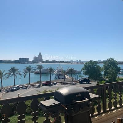 Explicitly Beautiful 3 BR Apt. W/ Sea View
