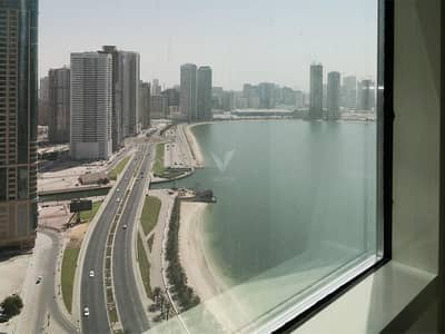 3 Bedroom Apartment for Sale in Al Khan, Sharjah - Lake View | Excellent Value | Vacant Asset