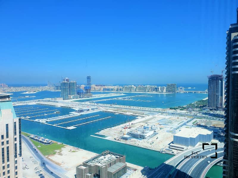 14 Top Floor 1br | Full Sea View | Chiller Free