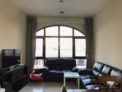 شقة 1 غرفة نوم للايجار في قرية جميرا الدائرية، دبي - Hot Deal! Spacious and Good Quality 1B/R Apt.