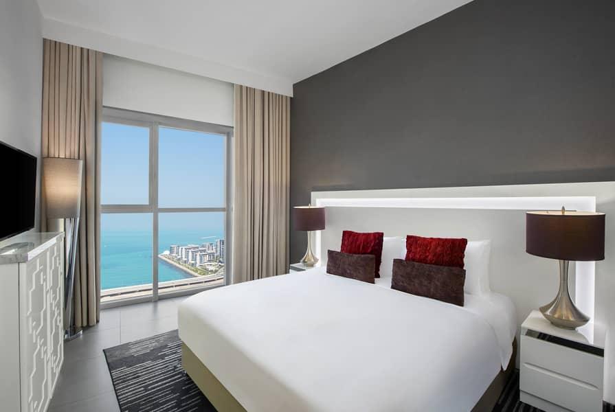 2 One Bedroom Suite Room 2