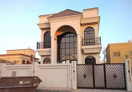 4 Bedroom Villa for Sale in Al Mowaihat, Ajman - Villa for sale in Al Mowaihat Ajman A wonderful looking villa for those who love prosperity and psychological comfort