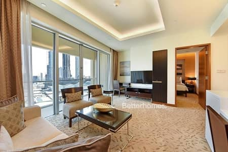 All inclusive High Floor Fully Furnished