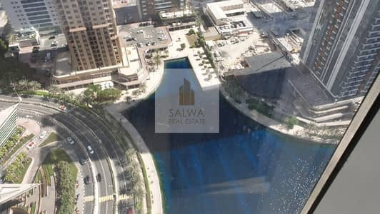 1 Bedroom Flat for Rent in Jumeirah Lake Towers (JLT), Dubai - Goldcrest executive | 1 Bedroom| Lake view |Furnished
