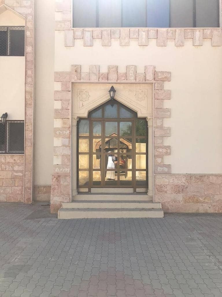 Big and clean two storey villa in al gharayen