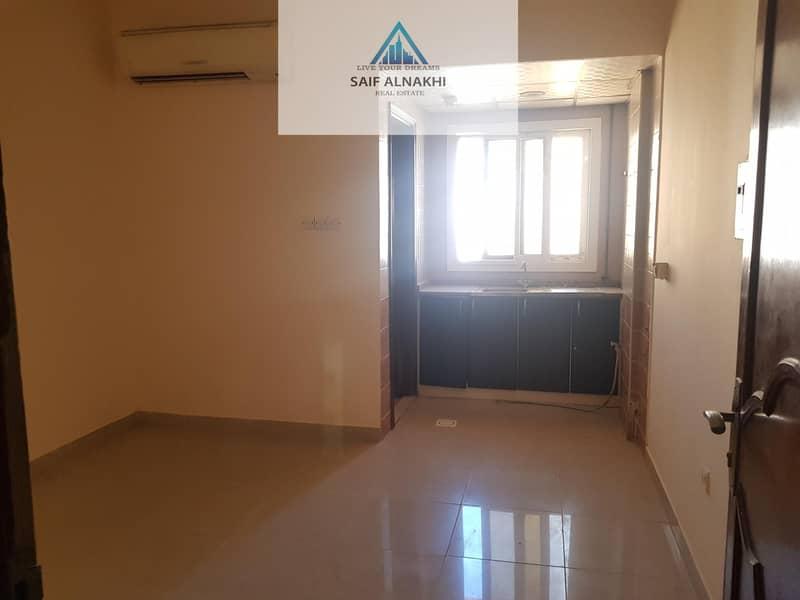 2 Spacious Studio Flat Separate khichan With Central Ac Just 11k In Muwaileh Sharjah