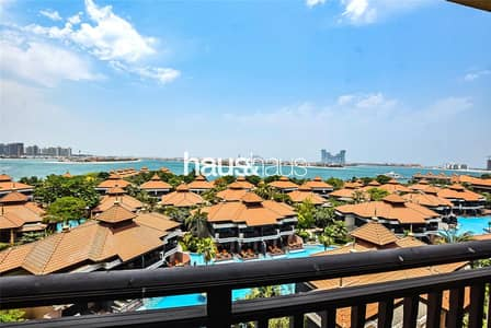 بنتهاوس 1 غرفة نوم للايجار في نخلة جميرا، دبي - Full Sunsent View | Multiple Cheques | Key with Me