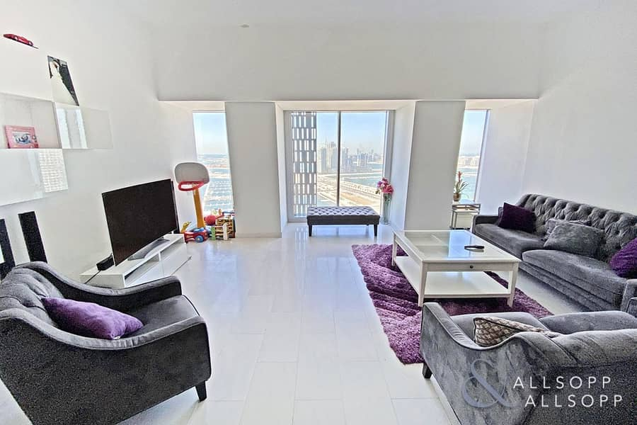 2 High Floor | Large Layout | 2 Bed | Vacant