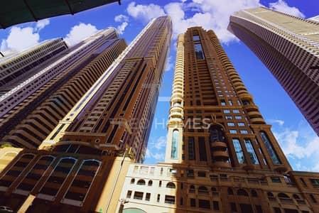 1 Bedroom Flat for Sale in Dubai Marina, Dubai - Beautiful views! Large 1 bedroom layout