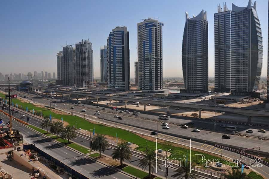17 Lowest in JLT | Armada Fully Fitted Office
