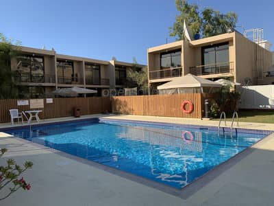 Well Maintained villa with Maids room and Swimming pool in Satwa
