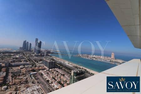 شقة 2 غرفة نوم للايجار في الخالدية، أبوظبي - شقة في برج العين شارع الخالدية الخالدية 2 غرف 115000 درهم - 4835620