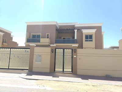 5 Bedroom Villa for Sale in Barashi, Sharjah - Excellent finishing, Ready 5bedroom villa for sale in barashi sqft 11140, price 2.8million