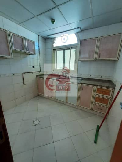 1 Bedroom Apartment for Rent in Muwaileh, Sharjah - cheapest 1=BHK just 17k central ac on the road Muwaileh