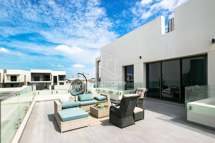 2 Impressive & Luxurious  Single Row Corner Villa